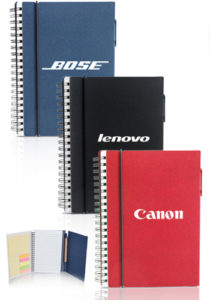 Note Pads.